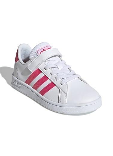 adidas Kız Çocuk  Sneakers 100532230 Beyaz
